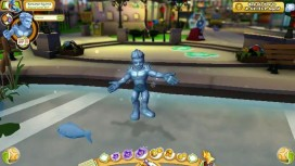 Marvel Super Hero Squad Online - Iceman Trailer