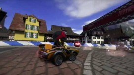 ModNation Racers - PS3 Gameplay Trailer
