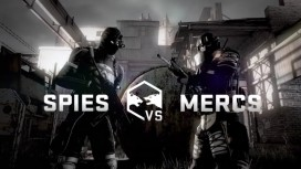 Tom Clancy's Splinter Cell: Blacklist - Spies Vs. Mercs Trailer