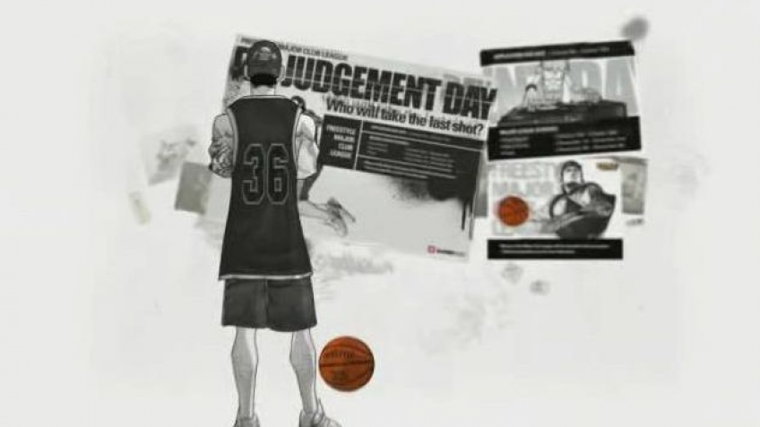 FreeStyle Street Basketball - Major Club League 2009 Trailer