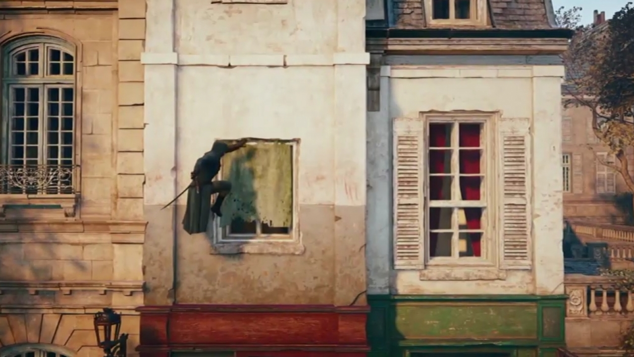 Assassin's Creed: Unity – Parkour Video
