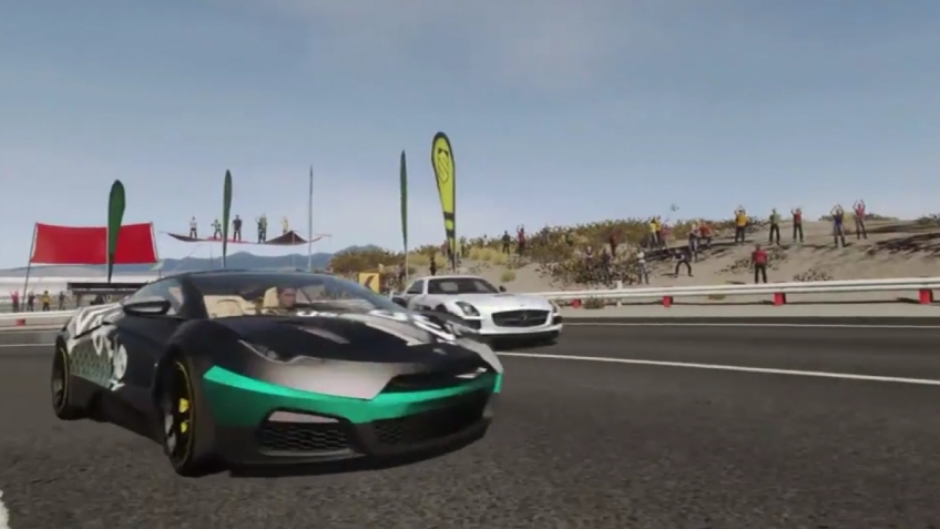 DriveClub - Assets Trailer
