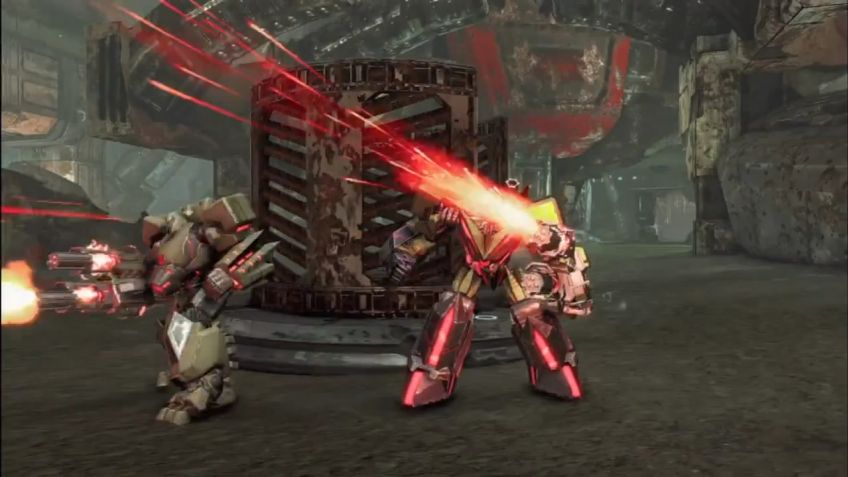 Transformers: Fall of Cybertron - Official Multiplayer Trailer