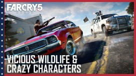 Far Cry 5. Трейлер Vicious Wildlife