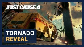 Just Cause 4. Tornado Gameplay Reveal
