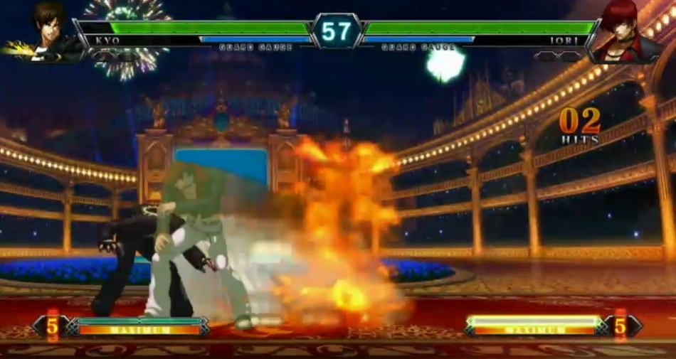 King of Fighters 13 – Gameplay Trailer
