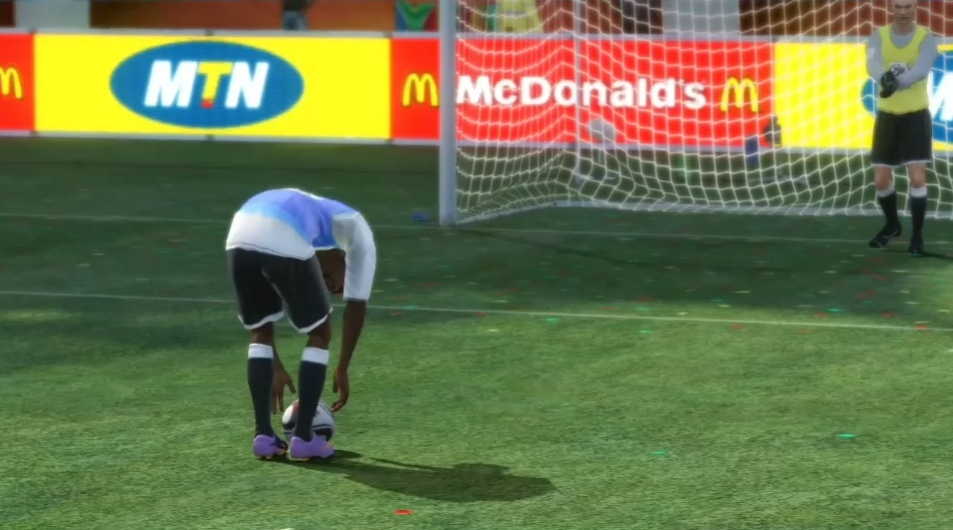 FIFA World Cup 2010 - South Africa Tutorial Trailer 1