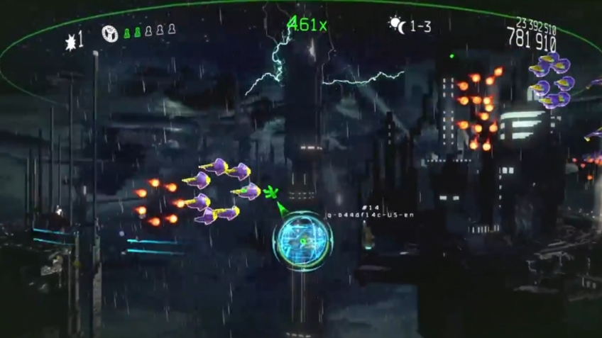 Resogun: Heroes - Trailer