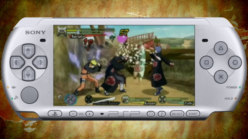 Naruto Shippuden: Ultimate Ninja Heroes 3 - Gameplay Trailer 3