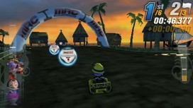 ModNation Racers - PSP Raw Gameplay Trailer