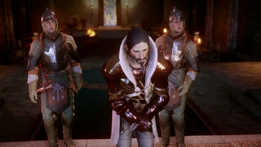 Dragon Age: Inquisition - Gameplay Features Video