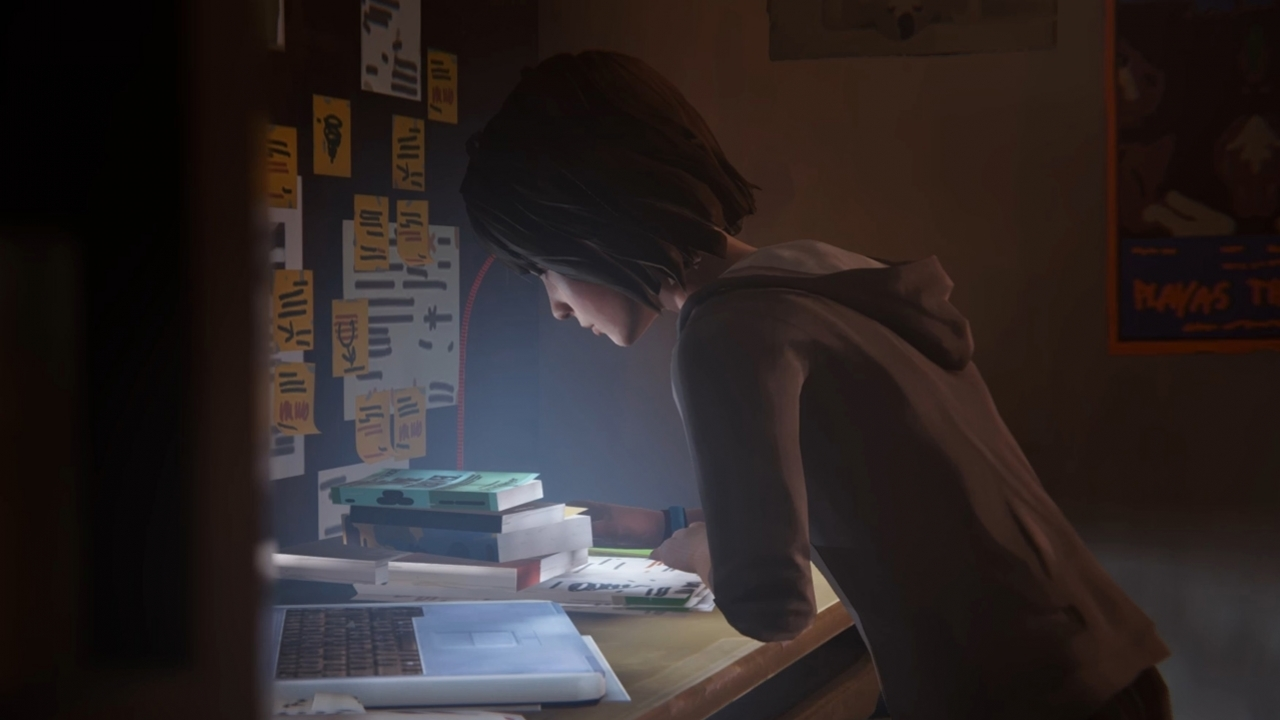 Life is Strange: Episode3 - Chaos Theory - Начало игры