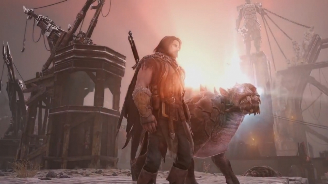 Middle-earth: Shadow of Mordor - Trailer