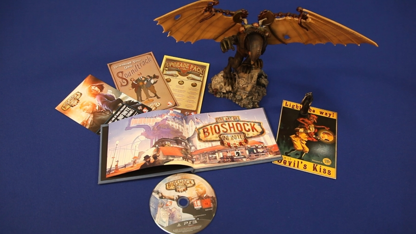BioShock Infinite - Unboxing: Premium, Ultimate