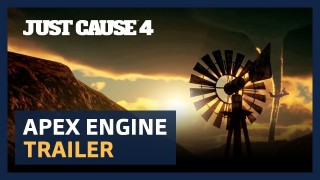 Just Cause 4. Apex Engine Trailer