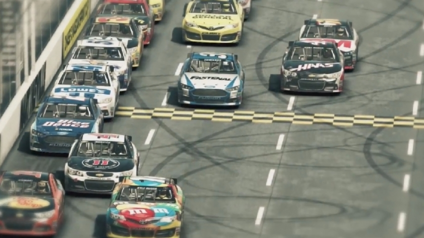 NASCAR '14 - EU Launch Trailer