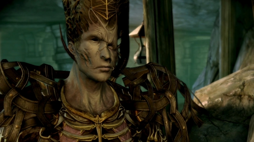Dragon Age: Origins – Awakening - The Architect Trailer