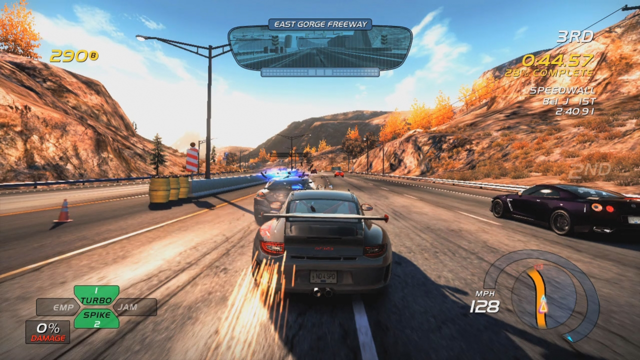 Need for Speed: Hot Pursuit - GamesCom 2010 Gameplay Trailer