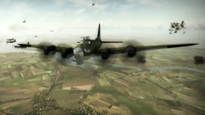 IL-2 Sturmovik: Birds of Prey - Multiplayer Trailer