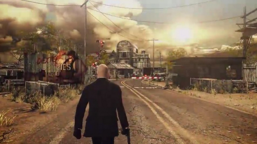 Hitman: Absolution - Agent 47 Gameplay Trailer