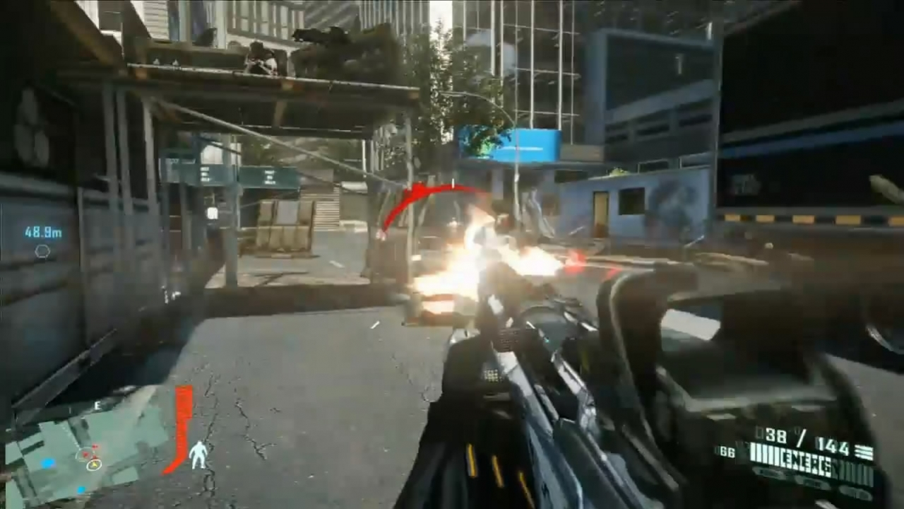 Crysis2 - Experience Part 3: Gate Keepers Trailer