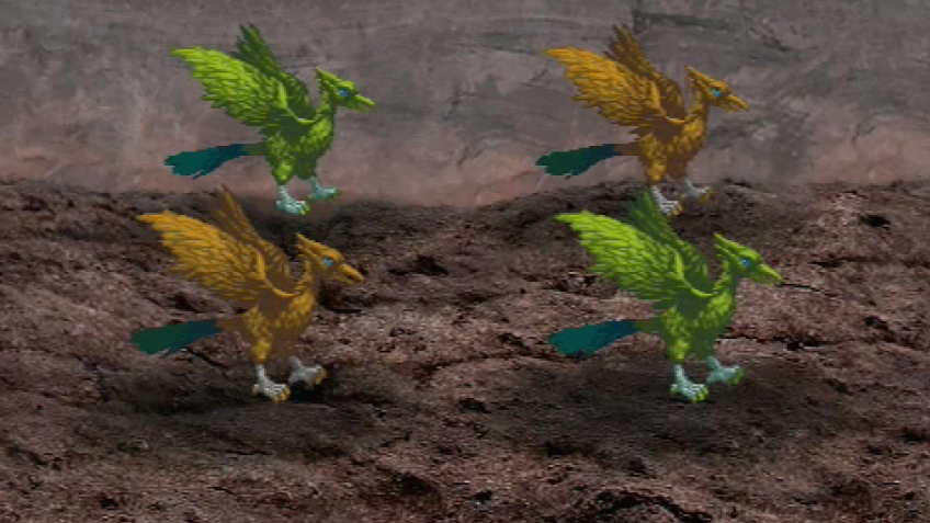 Mimana Iyar Chronicle - Griffin Fight Trailer