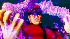 Street Fighter V - M. Bison Trailer