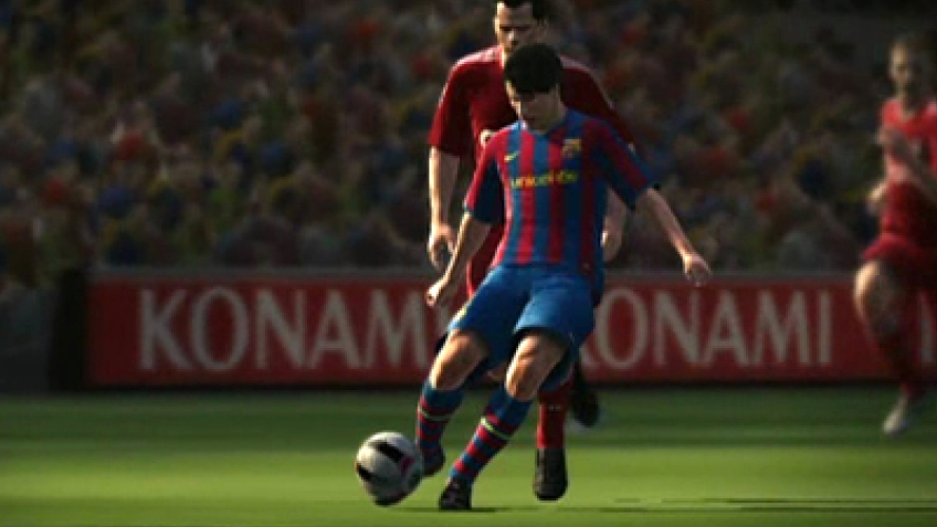 PES 2010 - Sliders and Tactis Trailer