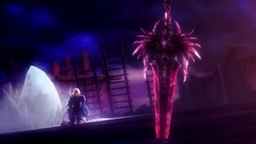 SoulCalibur 5 - European TV Trailer