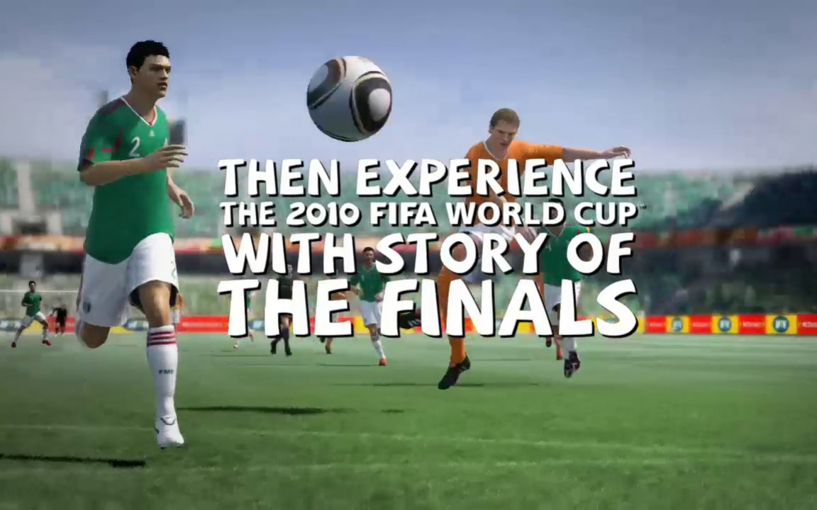 FIFA World Cup 2010 - Story of Qualifying Trailer