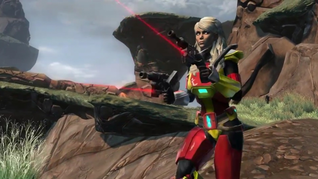Star Wars: The Old Republic - Dye Modules Preview Trailer