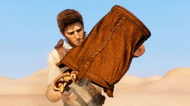 Uncharted 3: Drake's Deception - Марафон. Тизер