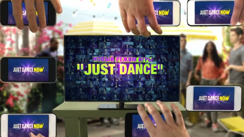 Just Dance 2015 - Е3 2014 Трейлер