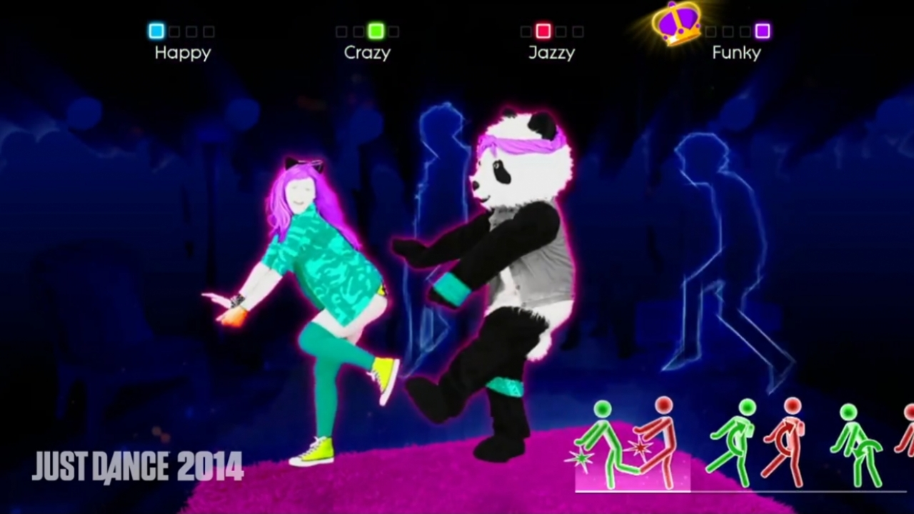 Just Dance 2014 - Gameplay Trailer