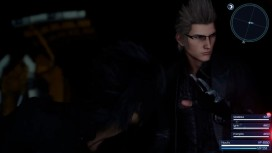Final Fantasy XV - Niflheim Base Battle Footage