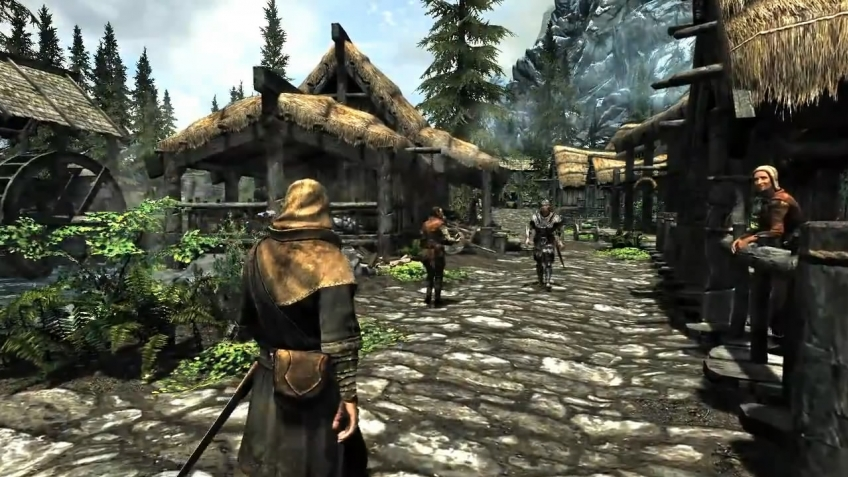 The Elder Scrolls V: Skyrim - Trailer 2