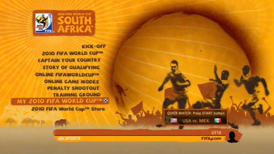 2010 FIFA World Cup: South Africa - Tutorial Trailer7