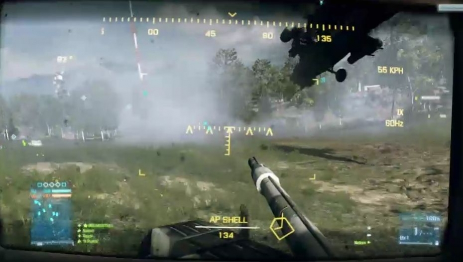 Battlefield 3 - GamesCom 2011 Trailer