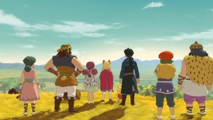 Ni no Kuni II: Revenant Kingdom. Трейлер к релизу
