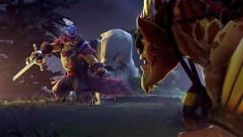 Dota 2. Трейлер The Dueling Fates