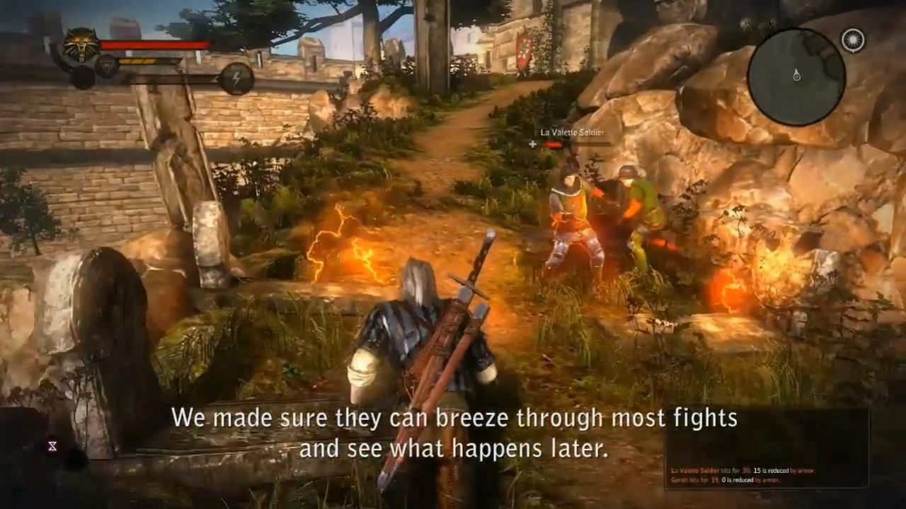 The Witcher 2: Assassins of Kings - Character Development and Items Video Dev Diary
