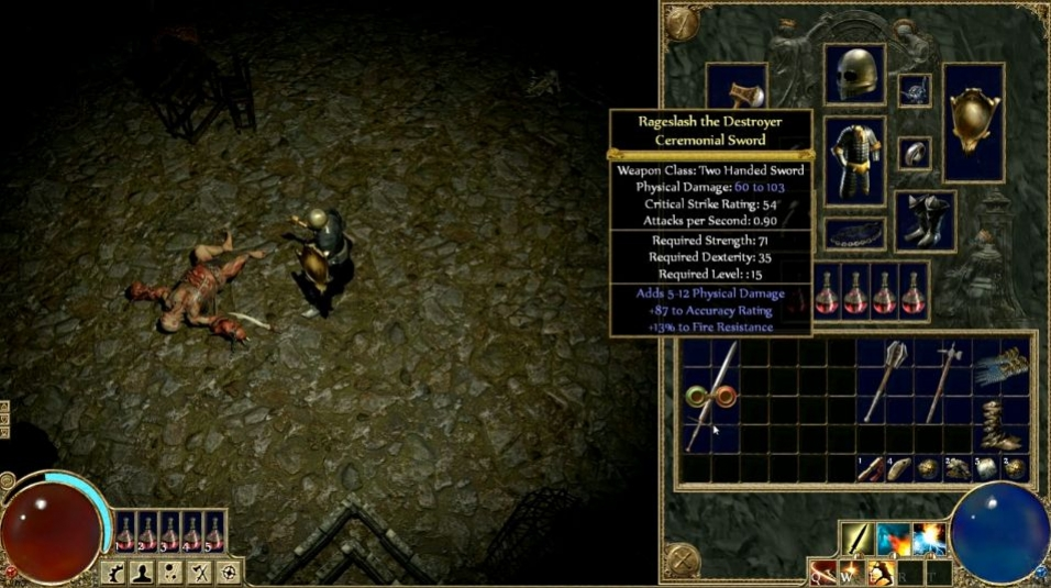 Path of Exile - Trailer2