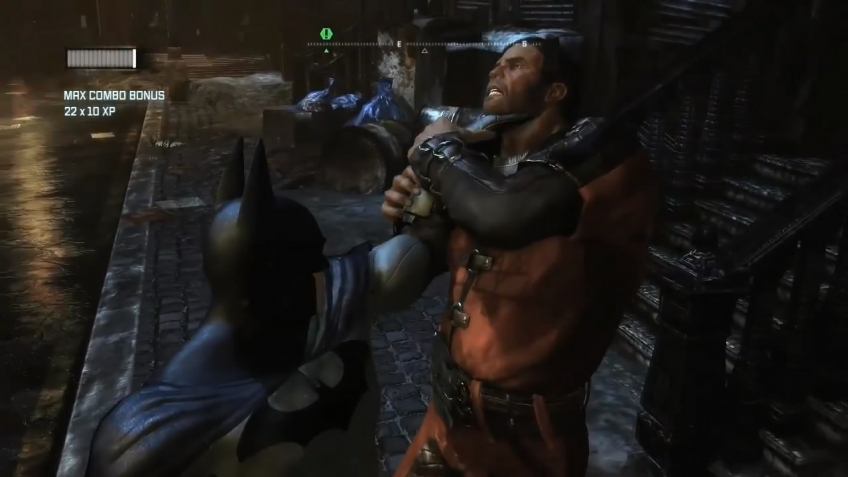Batman: Arkham City - Catwoman Gameplay Trailer