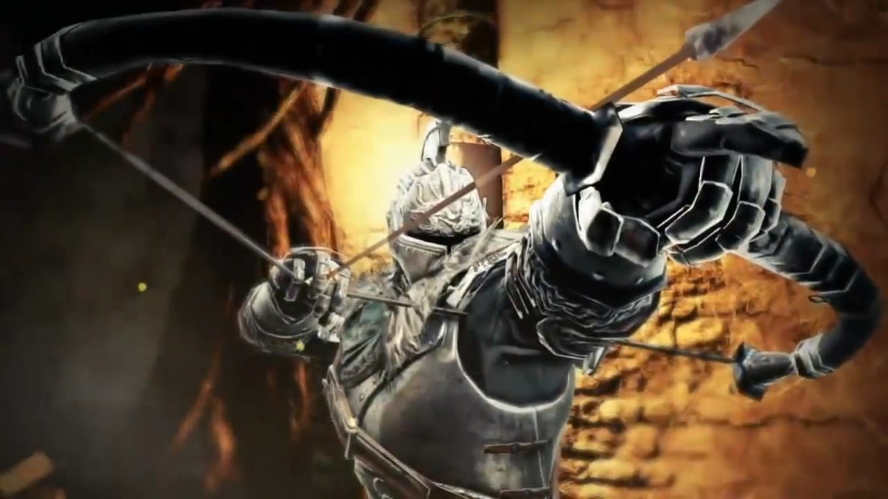 Dark Souls 2 - Go Beyond Death Trailer