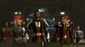 Star Wars: The Old Republic — Knights of the Fallen Empire — Anarchy in Paradise