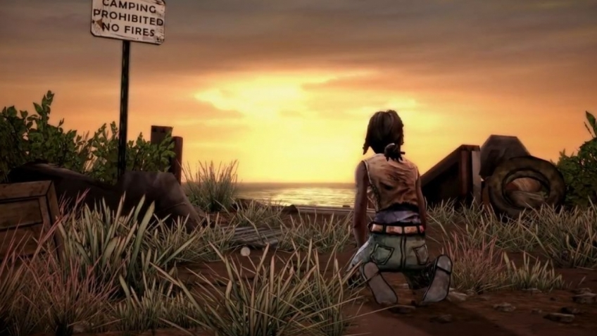 The Walking Dead: Michonne - Reveal Trailer