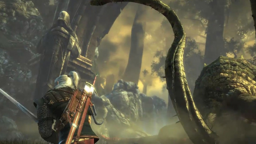 The Witcher 2: Assassins of Kings - Trailer