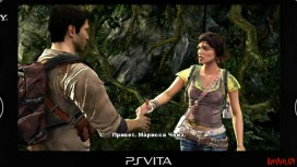 Uncharted: Golden Abyss - Трейлер с gamescom 2011 (с русскими субтитрами)