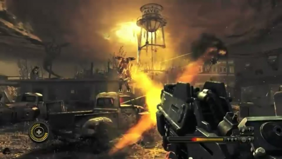 Resistance 3 - Gameplay Trailer