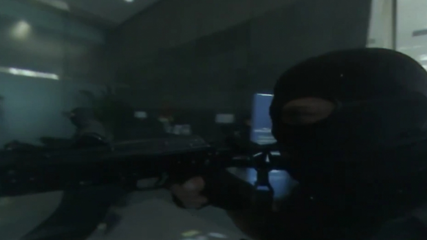 Battlefield Hardline - Heist Live Action Trailer